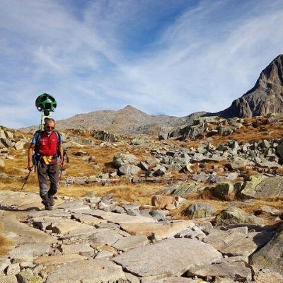 Percorsi trekking della Valle Camonica su Google Street View
