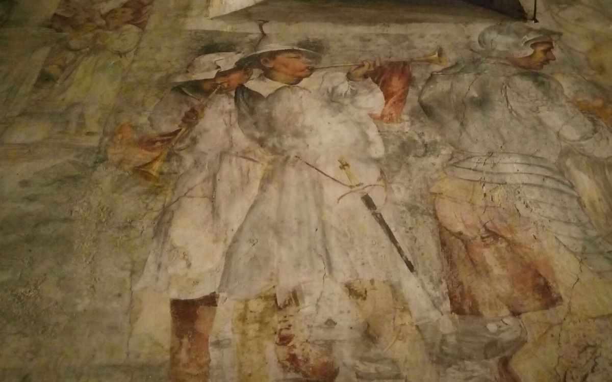 Girolamo Romanino a Breno
