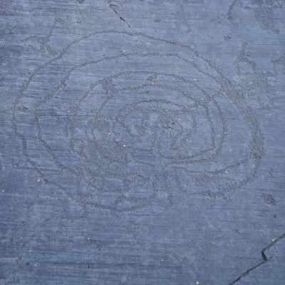 Parco Nazionale di Incisioni Rupestri di Naquane: il labirinto.