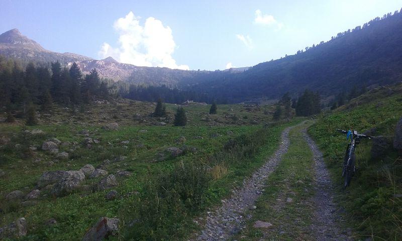 Bienno-Passo Crocedomini in MTB