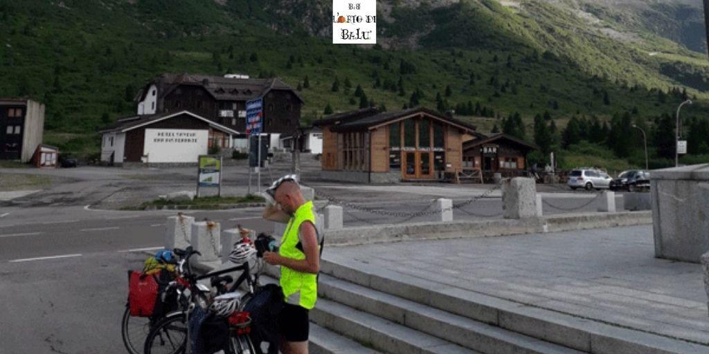 Il passo del Tonale: il confine tra Trentino e Lombardia