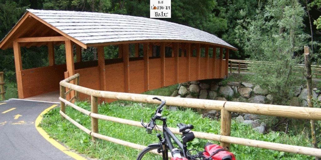 Ciclovia Tonale-Po: il tratto nella parte alta della Valle Camonica