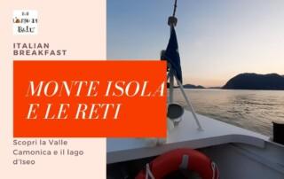 Monte Isola e le reti