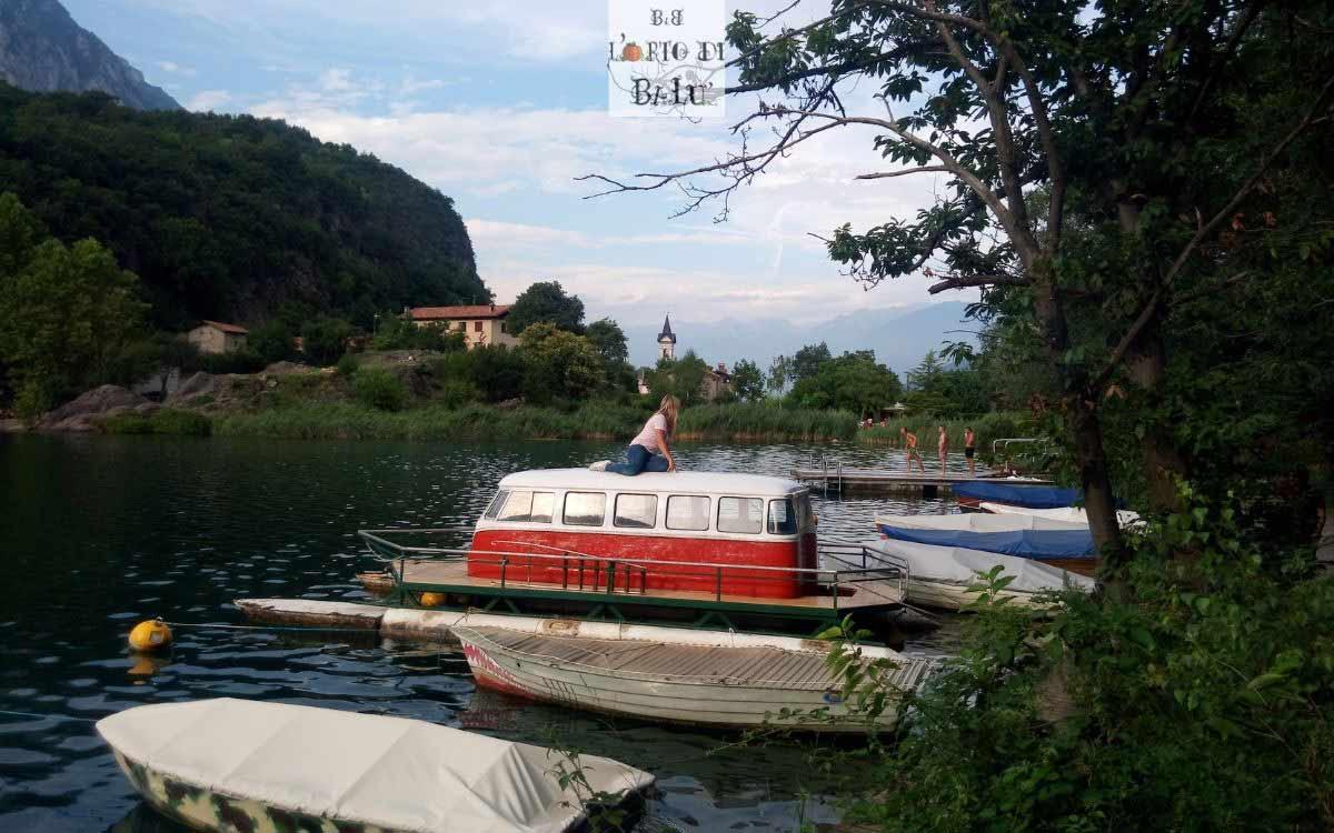Il lago Moro e la sua leggenda